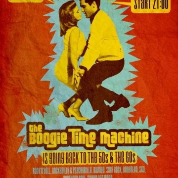 The Boogie Time Machine- 50's & 60's