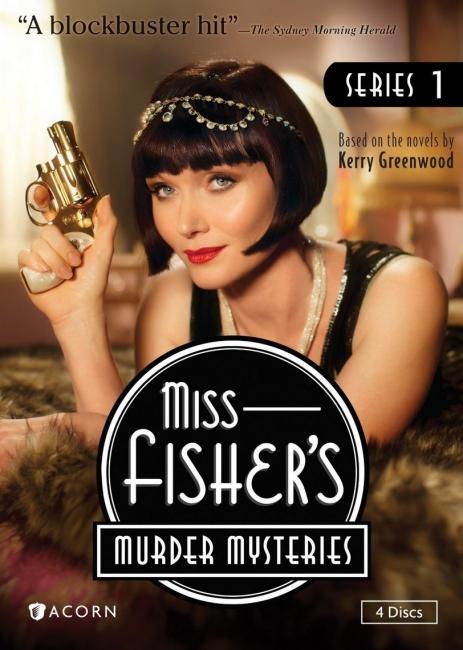 """""""Престъпните мистерии на мис Фишър"""" - сериалът, който още не сме видели"""