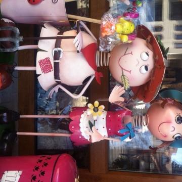 Куклите на Банско