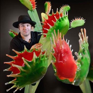Приказни орхидеи от стъкло