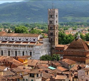 Лука - музикалният град на Италия