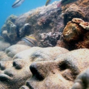 Вдъхновяващи снимки от най-големия подводен музей