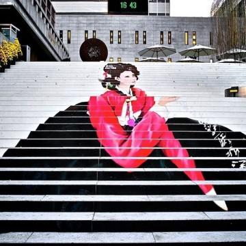 16 прекрасни градски стъпала-картини