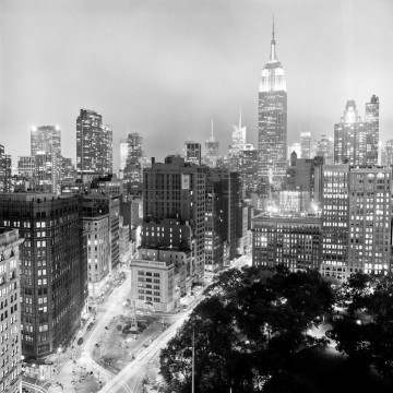 Магически нощни разходки в Ню Йорк