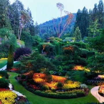 Най-красивите паркове в света