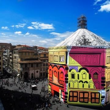 Баптистерият във Флоренция като произведение на изкуството