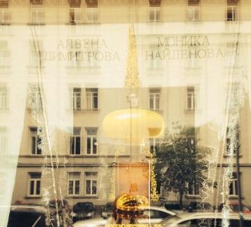"""Стъклената изложба в галерия """"Средец"""""""