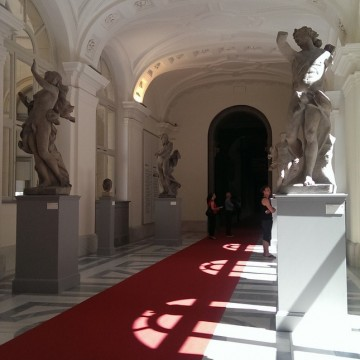 Андреас Шлютер и изчезналият Берлин