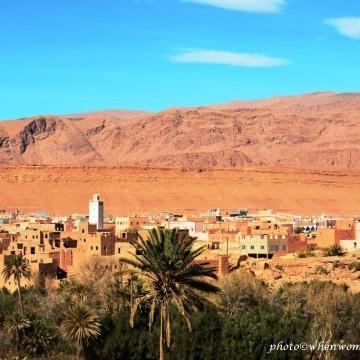 Мароко през очите на жена