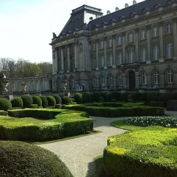 Улиците и парковете на Брюксел