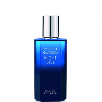 Новият Cool Water Night Dive на Davidoff