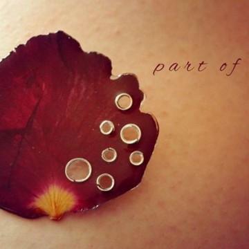 PaRT OF ME – нежни и женствени бижута от цветя