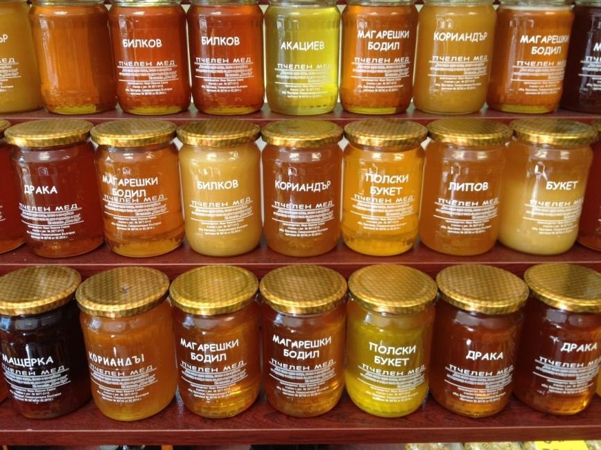 Невероятен домашен мед в центъра на София