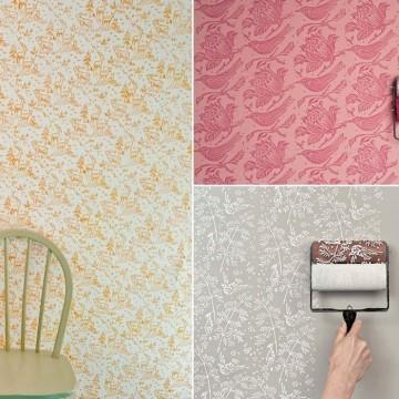 Как да освежим стените вкъщи с няколко лесни движения
