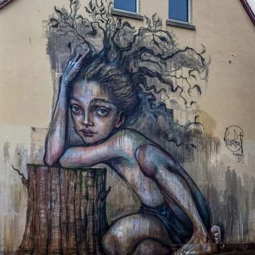 """Уличното изкуство """"Утопия"""""""