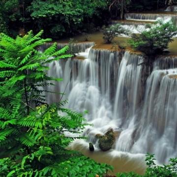 Лечебните свойства в звука на водата