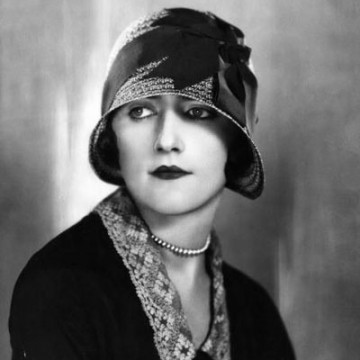 Каролина Ребу – кралицата на шапките