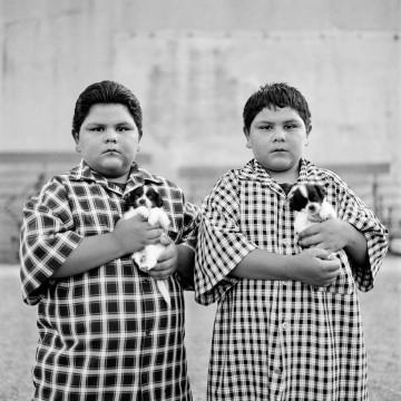 Деца, пораснали насила