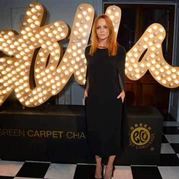 Стела Маккартни налага зелена вълна в модата