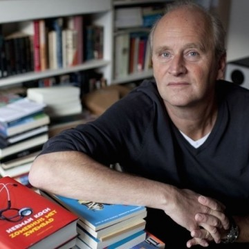 Херман Кох, най-превежданият холандски писател, гостува за своя премиера у нас