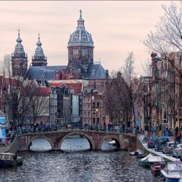 Пет причини да обичам Амстердам