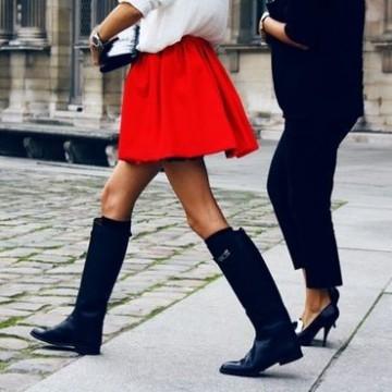 Вдъхновени от улицата: Как се носят гумени ботуши?