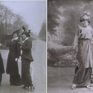 Модата през Първата световна война – раждането на модерната жена