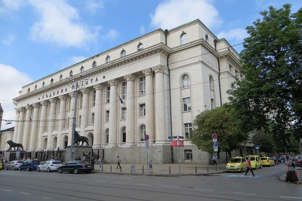 Сградата на Съдебната палата – грандиозна класика