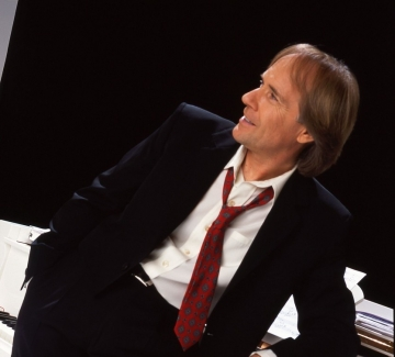 Ричард Клайдерман: Поздрав на живо за 20-годишнината на Класик ФМ