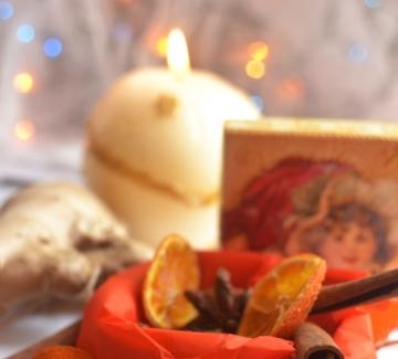 На какво мирише Коледа?
