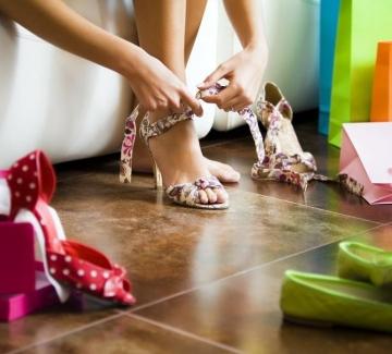 Скромен съветник за подбор на обувки