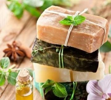 Как сами да си направим билков сапун