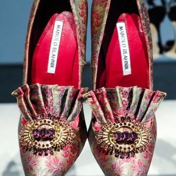Маноло Бланик – обувките като култ