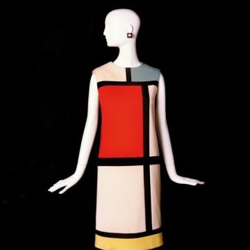 Лаконично съвършенство – наследството на Мондриан в модата