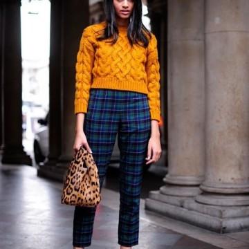 Вдъхновени от улицата: Модни вдъхновения в цвят горчица