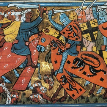 Кръстоносните походи: истината зад рицарската романтика