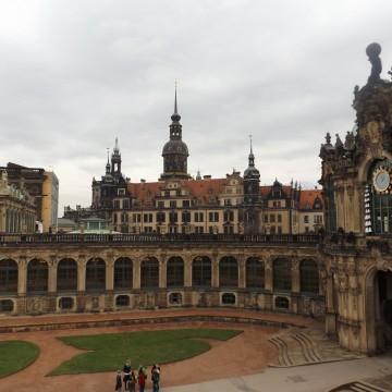 Дрезден – градът, роден от пепелта