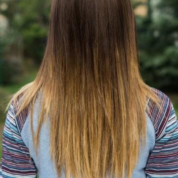 Наръчник за прически: Как да изправим косата си с преса?