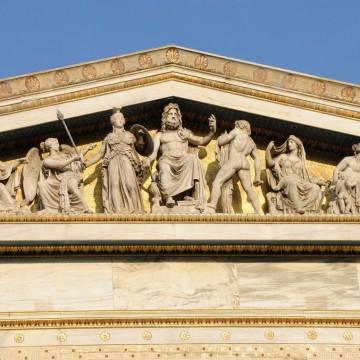 Златният, Сребърният, Медният и Железният век в древногръцката митология