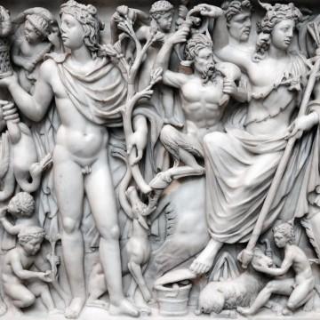Митове за Слънцето, Луната и планетите в Древна Гърция