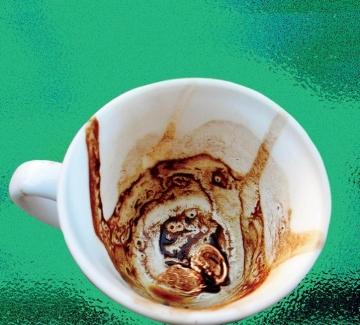 """Гръцко кафе"", Катерина Хапсали"