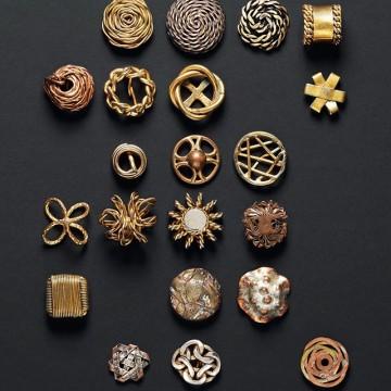 Разкопчаната мода: Копчето като произведение на изкуството