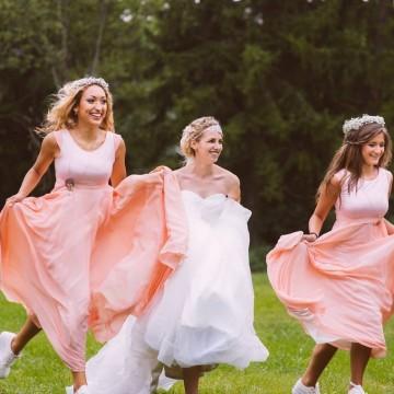Най-романтичните сватбени снимки на изминалата година