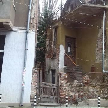 """""""Из софийските улици - един миг на незабрава"""", Ваня Вълкова"""