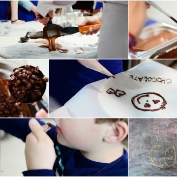 Подарете си няколко сладки часа в света на шоколада