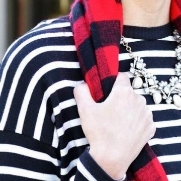 Как се носи шал: видеоурок с 25 начина само за 5 минути