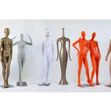 Странни хора на витрината – изкуството на манекена