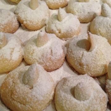 Приказки от кухнята: Масленки с бадеми
