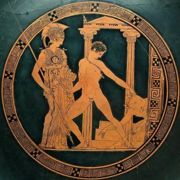 Древногръцки митове: Преданието за героя Тезей