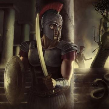 Древногръцки митове: Преданието за героя Персей